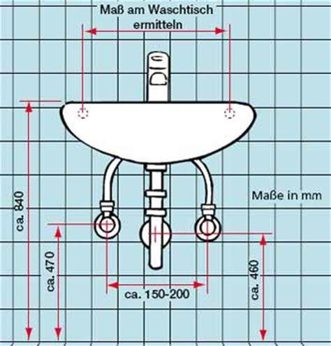 Waschbecken Montieren Höhe waschbecken montieren pj