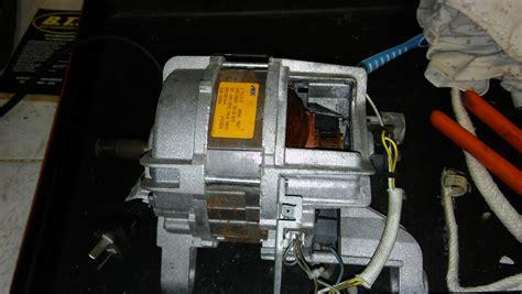 solucionado motor de lavarropas hace mucha chispa lavadoras y secadoras de ropa yoreparo