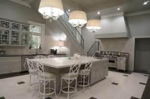 white kitchen island with stools gray kitchen island with white bamboo counter stools contemporary kitchen