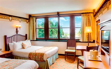 hotel sequoia lodge chambre montana disney s sequoia lodge vente flash 35 sur votre sejour