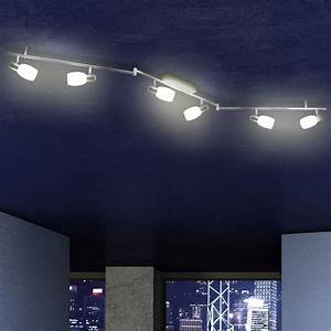 Deckenlampen wohnzimmer led for Led deckenleuchten wohnzimmer