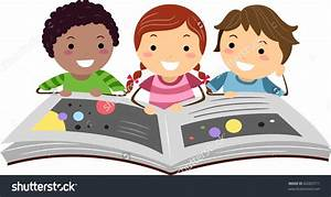 Reading Clipart For Kids – 101 Clip Art
