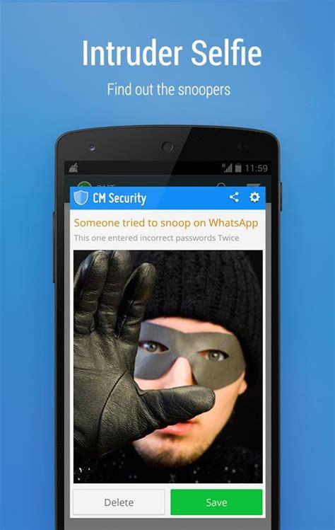 cm security android protege t 250 privacidad con cm security applock antivirus