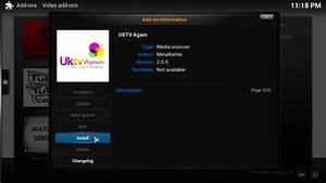 Guide  How To Install Kodi Uktv Again Addon On Your Device