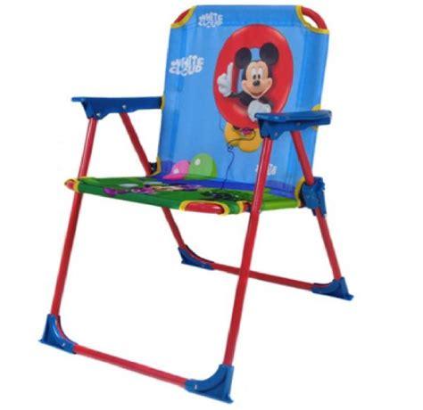 disney childrens toddler folding metal patio chair