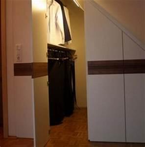 Begehbarer Kleiderschrank Dachgeschoss : stauraum in der dachschr ge h fele functionality world ~ Sanjose-hotels-ca.com Haus und Dekorationen