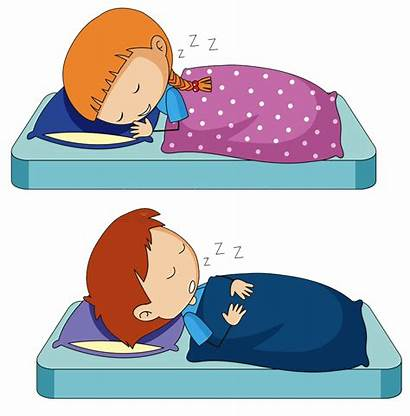 Clipart Bed Sleep Sleeping Naptime Durmiendo Gratis