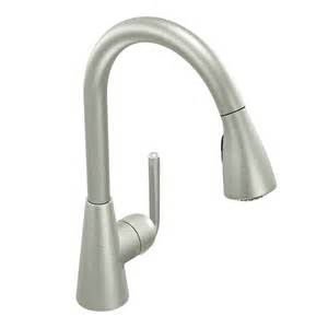 moen showhouse kitchen faucet moen s71708 ascent single handle pull sprayer kitchen faucet featuring reflex atg stores