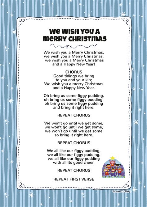 we wish you a merry testo italiano we wish you a merry to sing