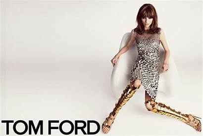 Campaign Tom Ford Ad Caune Ss13 Karlina