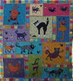 Cat Quilt Pattern