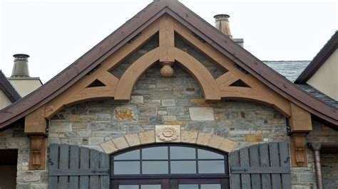 home exterior gable decorative molding decorative gable