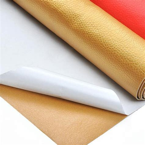 Pu Leather Upholstery by Aliexpress Buy Glue Adhesive Pu Patterned Leather