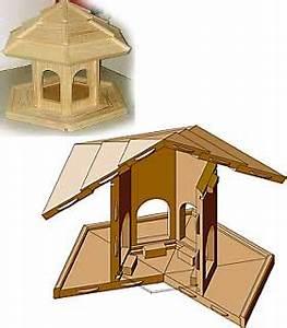 Plan Cabane En Bois Pdf : plan maison oiseaux en bois ventana blog ~ Melissatoandfro.com Idées de Décoration
