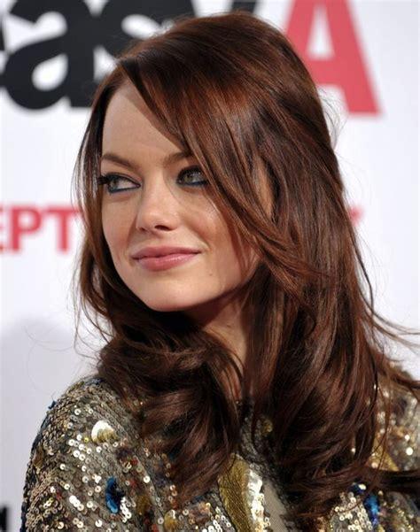 top  warm  luxurious auburn hair color styles