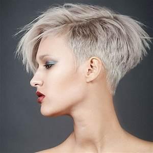 Coupe Sur Cheveux Court : coupe de cheveux tres courte ~ Melissatoandfro.com Idées de Décoration