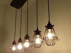 Rustic Ceiling Light Fixtures