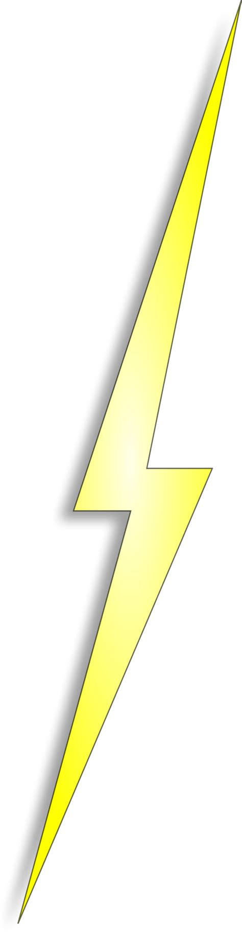 Lightning Clip Lightning Clipart Transparent Background Pencil And In