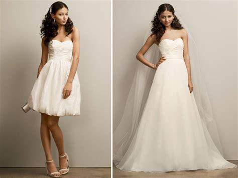 sweetheart neckline    wedding dress  davids