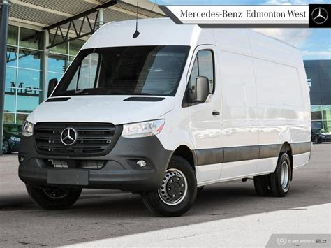 """It has two wheelbase options as well: New 2019 Mercedes Benz Sprinter Cargo Van 3500XD High Roof V6 170"""" EXT Save up to $8500 ..."""