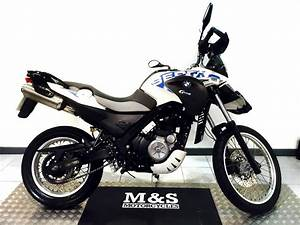 Bike Of The Day  Bmw G650gs