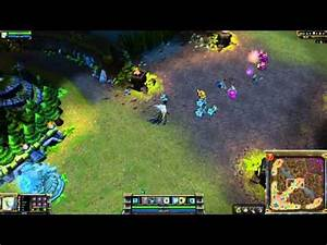 League of Legends: Tempest Janna In-Game Skin - YouTube