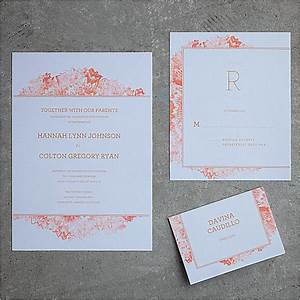 free printable wedding invitations popsugar australia With pop up wedding invitations australia