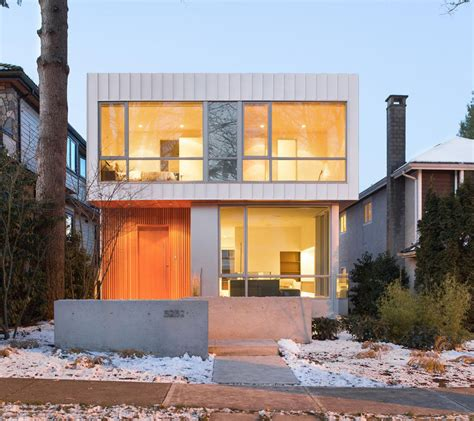 This New Modern House In Vancouver Is Filled With Light