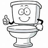 Toilet Clip Illustrations Vector Graphics Cartoons sketch template