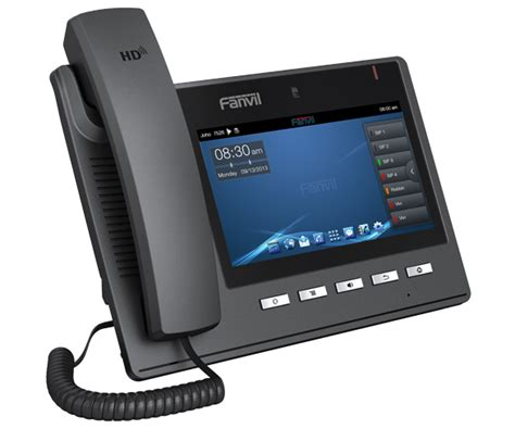 ip android fanvil c600 ip phone android 4 2 os fanvil c600