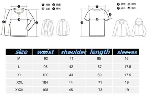 Comment Choisir Sa Taille De Vetements Et Chaussures Sur
