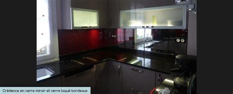 cuisine miroir crdence miroir pour cuisine la crdence de cuisine en