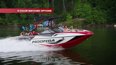 Moomba Boats 2018 by 2018 Moomba Mojo Pro