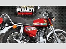 Honda CG125 The Royal Enfield Of Pakistan PakWheels Blog