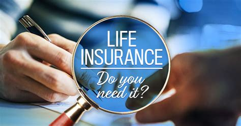 No one will force you to get it, though it may feel like it with the military's sgli—you can deny it, but we would never advise this. Life Insurance - Do You Need It   RBFCU - Credit Union