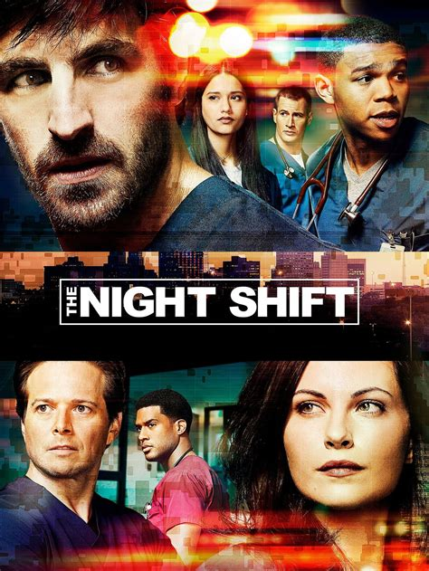 The Night Shift Cast and Characters   TV Guide