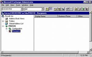 Novell Doc  Groupwise 7 Gateway For Microsoft Exchange