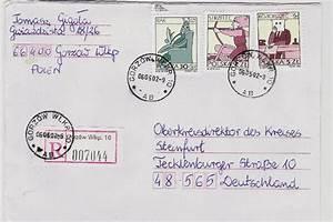 Ssw Nach Et Berechnen : brief deutschland b rozubeh r ~ Themetempest.com Abrechnung