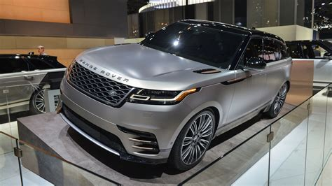 Land Rover Range Rover Velar Photo by Land Rover Range Rover Velar Photo
