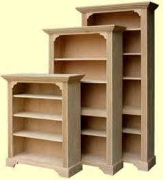 Woodworking Building Bookcases