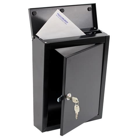 Cash Drop Box Wall Mounted Mailbox  Specialty Store Services