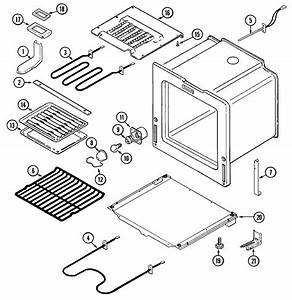 Kenmore Cooking Top Assembly  Series 11  Parts