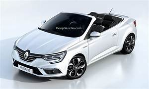 Megane 4 Cc : will the new renault megane cabriolet look like this ~ Medecine-chirurgie-esthetiques.com Avis de Voitures