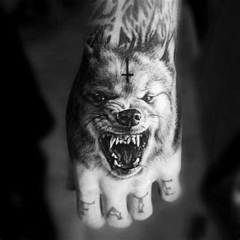 hand tattoo ideas  men  initials pics