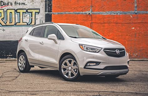 2013 Buick Encore Reviews by 2018 Buick Encore Review A Plush Subcompact Crossover
