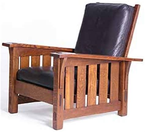 "Gustav Stickley's Morris Chair I""ve Been Looking"