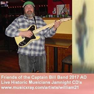 The Captain Bill Band 2019-2025 Ad Live