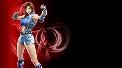Tekken Asuka Kazama Sensual Woman Arena Wallpapers