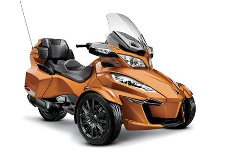 2014 Can Am Spyder by 2014 Can Am Spyder Rt S Orange Photo 34