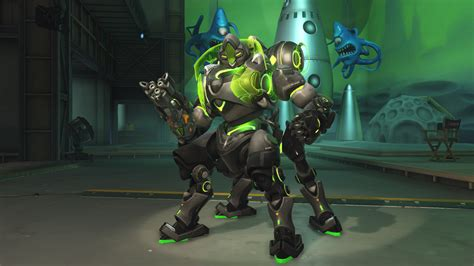 These Are All Of Overwatch Hero Orisas Skins Dot Esports